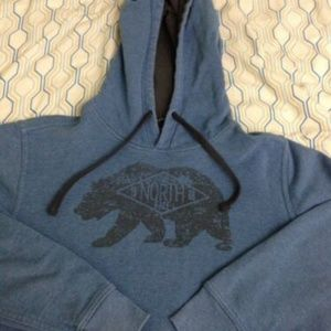 The North Face Bear Hoodie 1966 Grizzly Bearitage